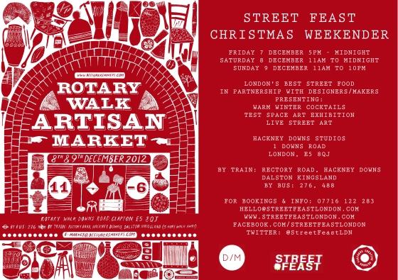 Designer-Makers Rotary Artisan Walk poster