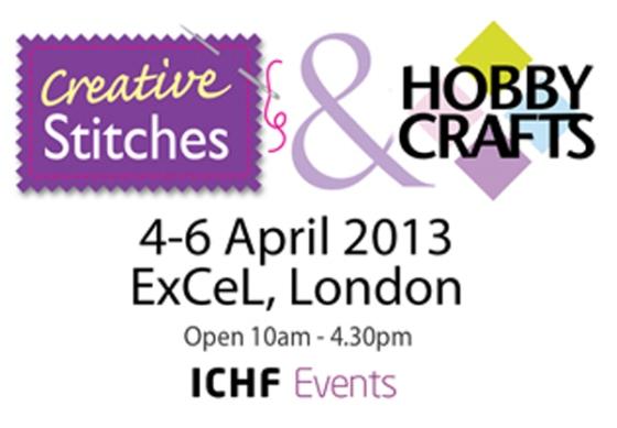 creativestictches + hobbycraft