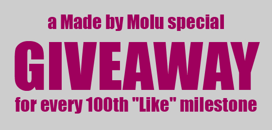 MbM 100th GIVEAWAY announcement