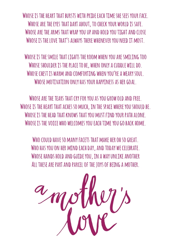 a-mother's-love