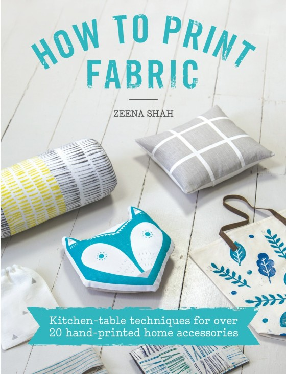 How To Print Fabric | Zeena Shah